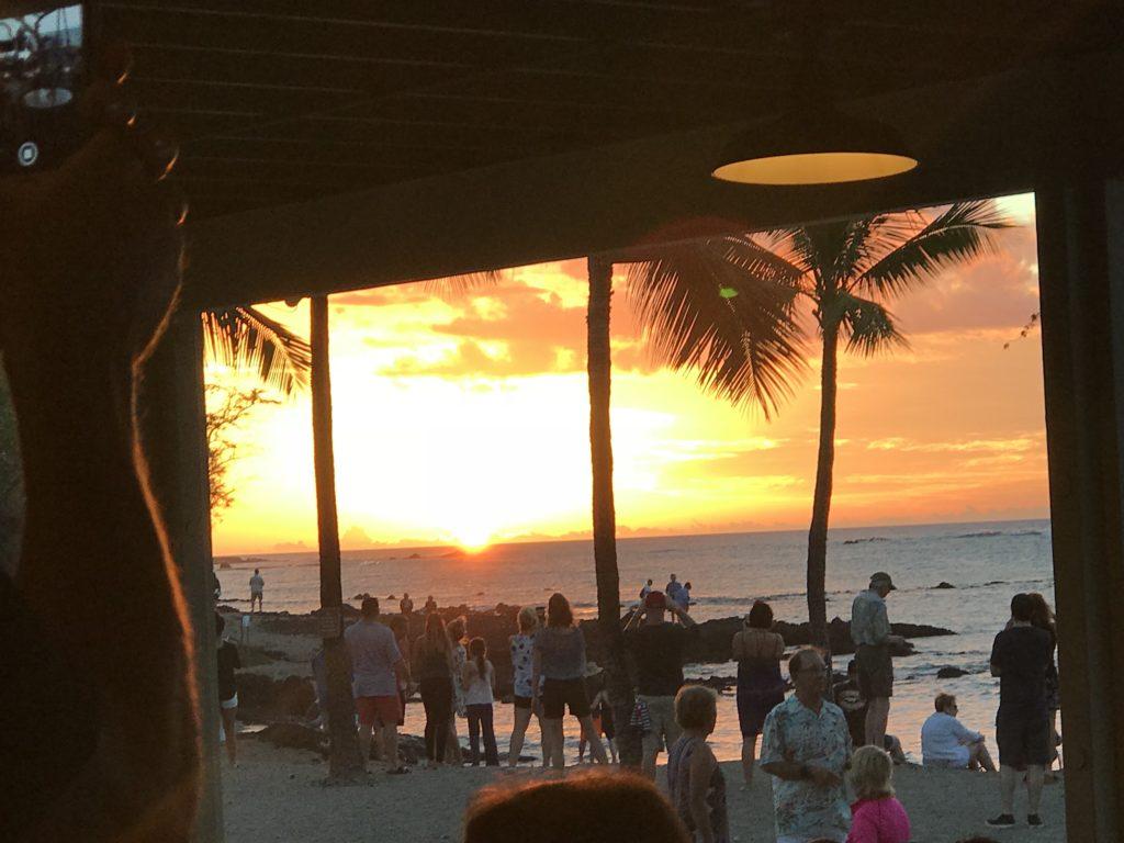 Hawaii-Waikoloa-Lava Lava