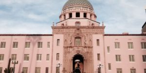 Tucson's historic Courthouse