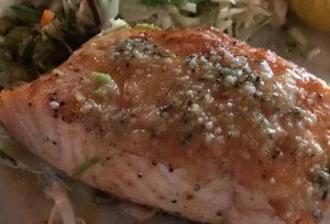Yummy Salmon from Charro del Rey