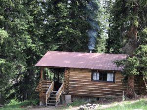 Cabin at Elkhorn Hot Springs