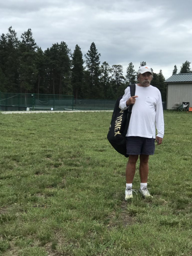 Tennis at Flathead Community College in Kalispell, MT