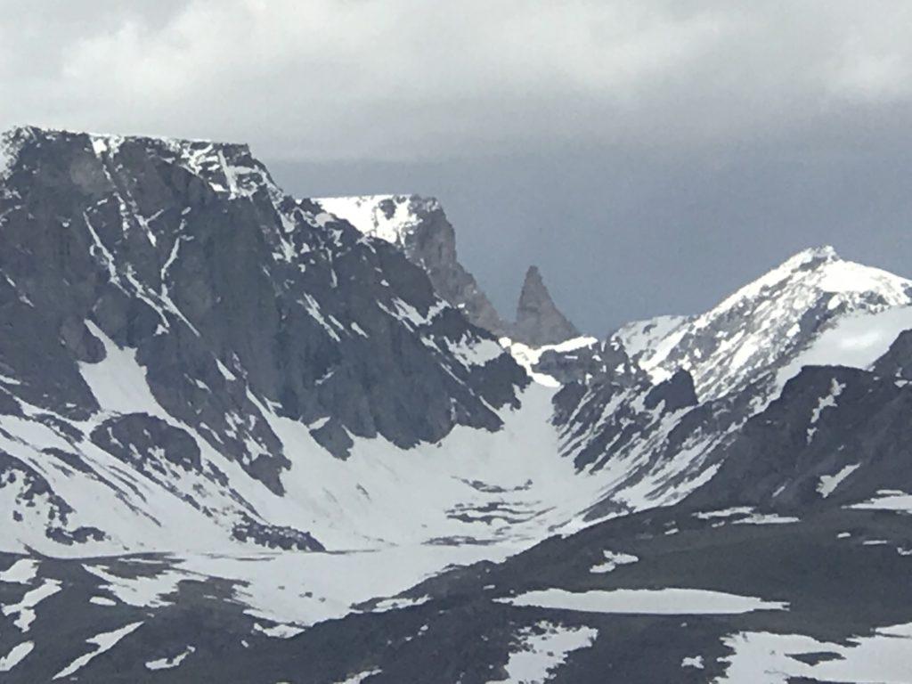 Beartooth at Beartooth Pass, MT