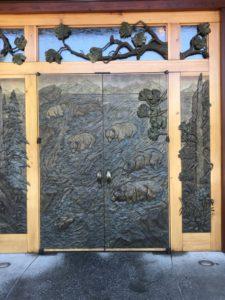 Doors at Taprock Northwest