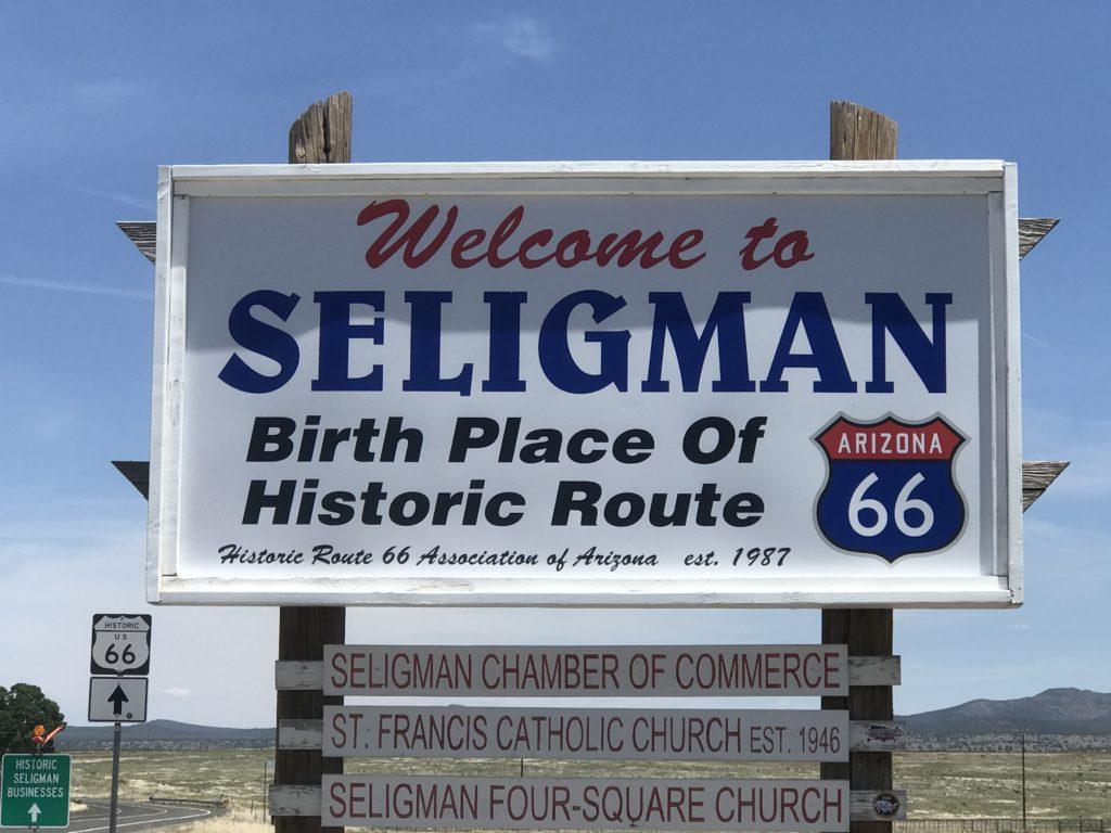 Seligman, AZ Route 66