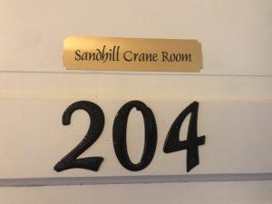 sand Hill Crane Room at Boulder Hot Springs, MT