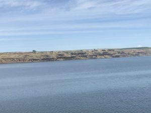 Columbia River in Oregon