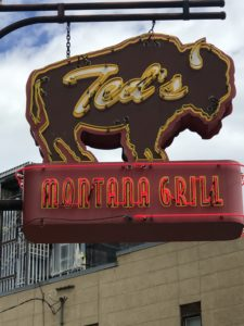 Ted's Montana Grill in Bozeman, MT