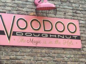 Voodoo Doughnuts, Portland Oregon