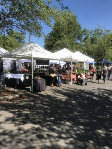 Salem Oregon Saturday Farmer's Market