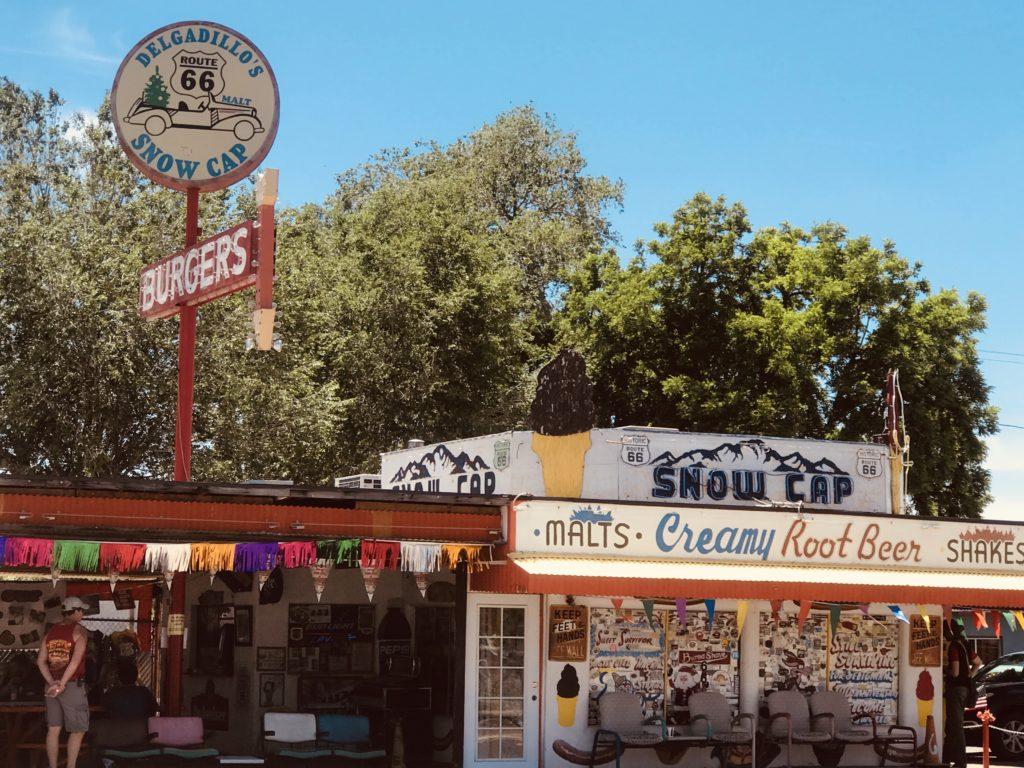 Snow Cap, Seligman, AZ