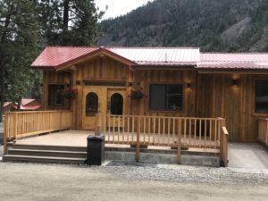 Quinn's Reception Paradise, MT