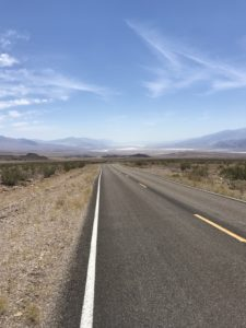 Road Trip Nevada Desert