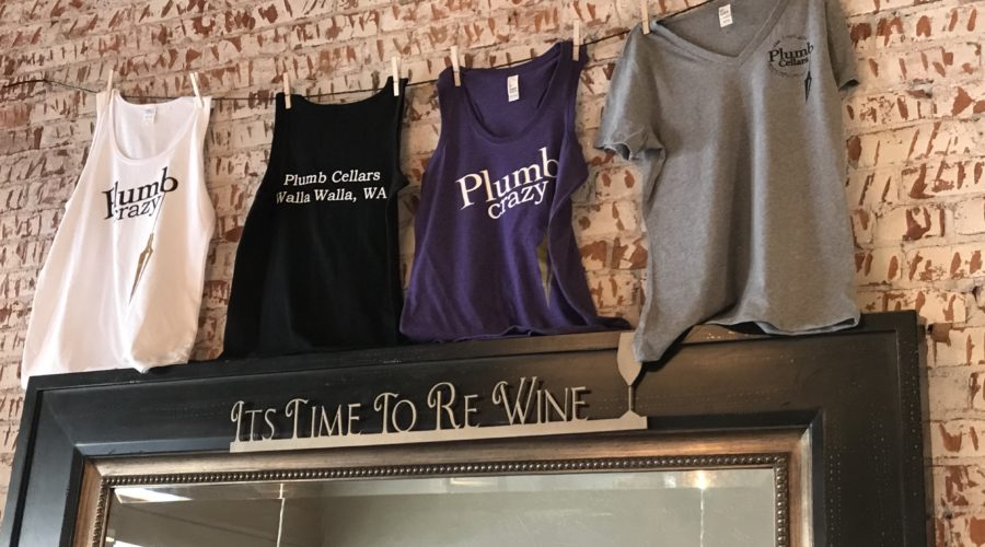 Plumb Cellars tasting room, Walla Walla Washington