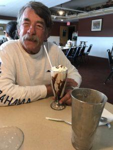 Bub's Birthday Milkshake in Chadron NE