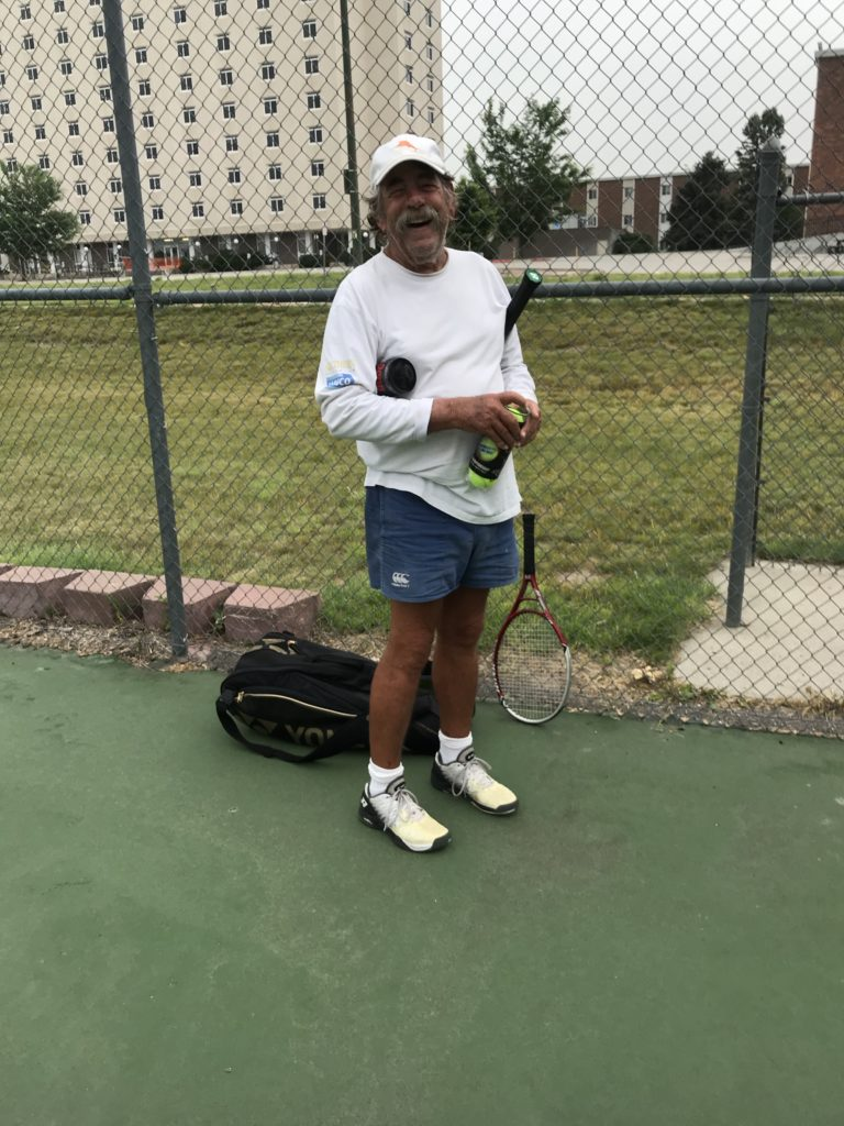 Tennis at Chadron Community College