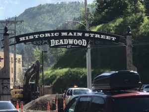 Historic Deadwood SD