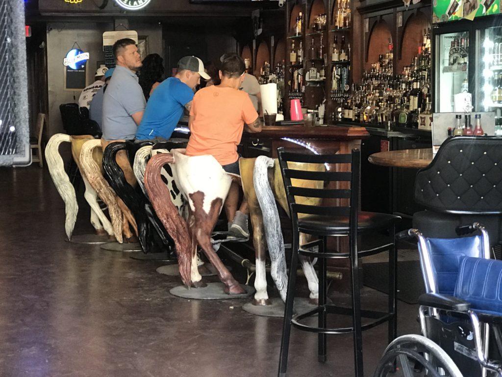Bar in Deadwood SD