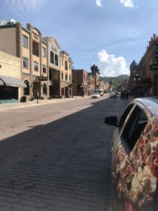 Historic Downtown Deadwood, SD