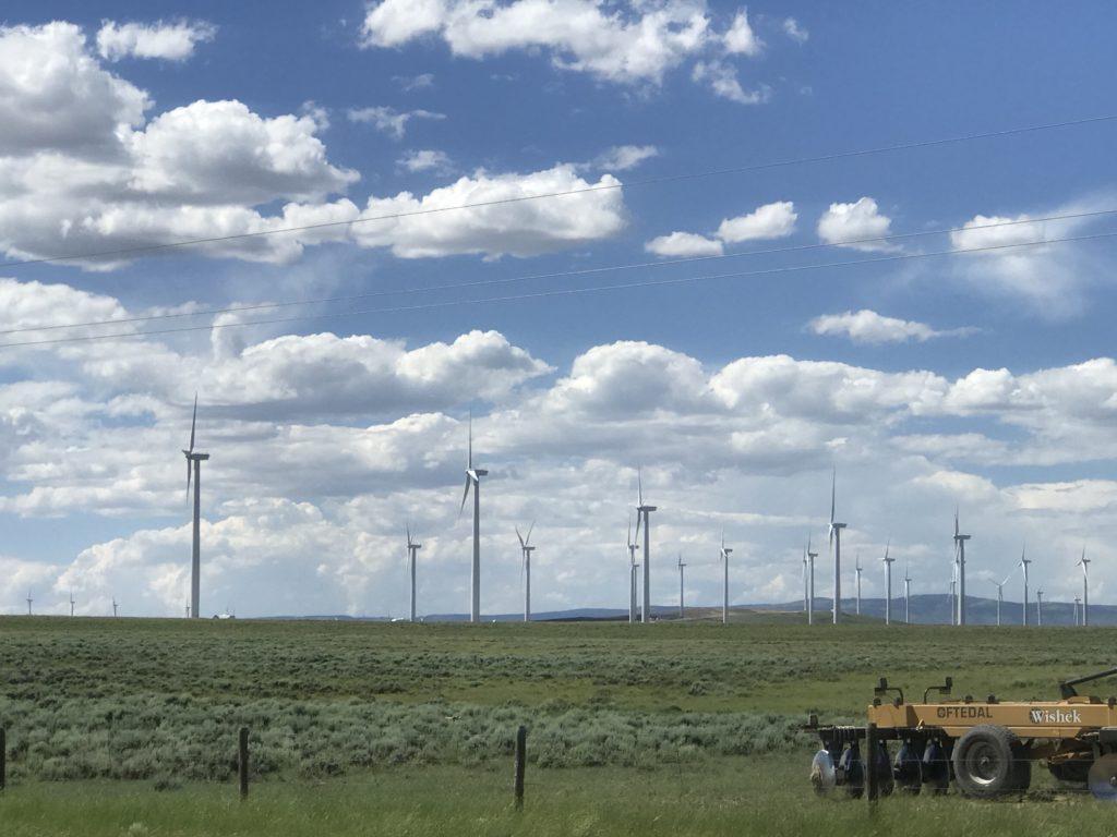 Wind Generators in Wyoming