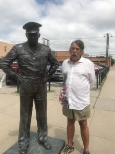 Rapid City Statue of Eisenhower