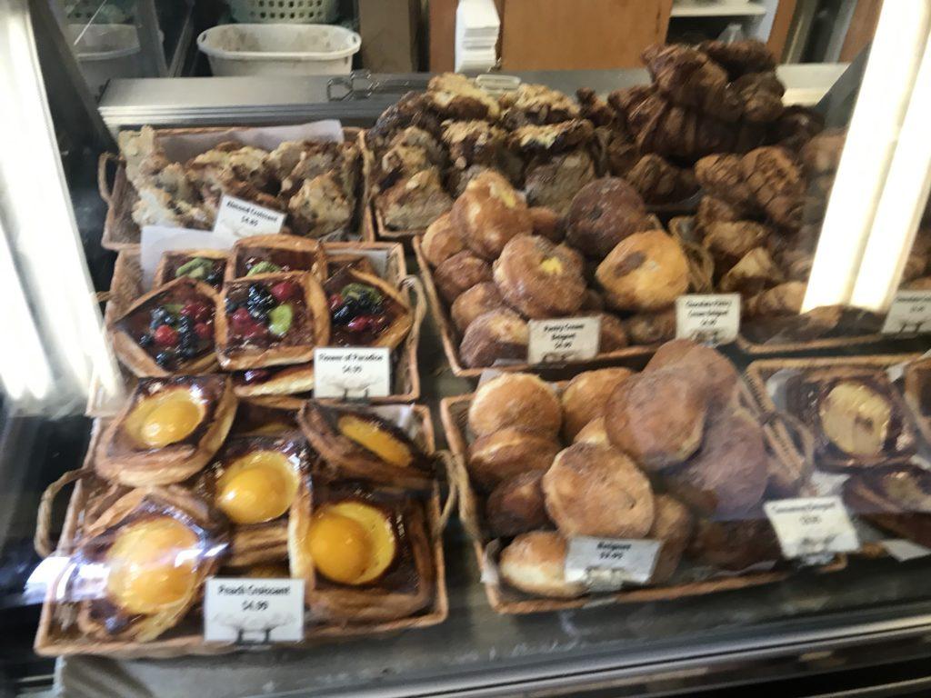 la Français Bakery in Breckenridge, CO