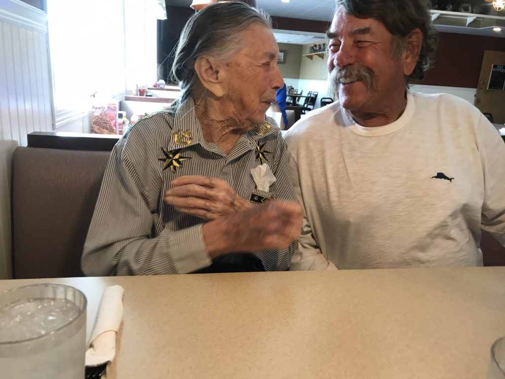 Bub and Jean Baker in Chadron NE