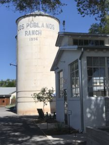 Gift Shop and Silo at Los Poblanos, ABQ, NM