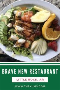 Brave New Restaurant Brings Creativity To Little Rock