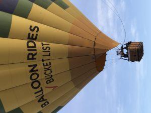 Balloon Ride Over ABQ