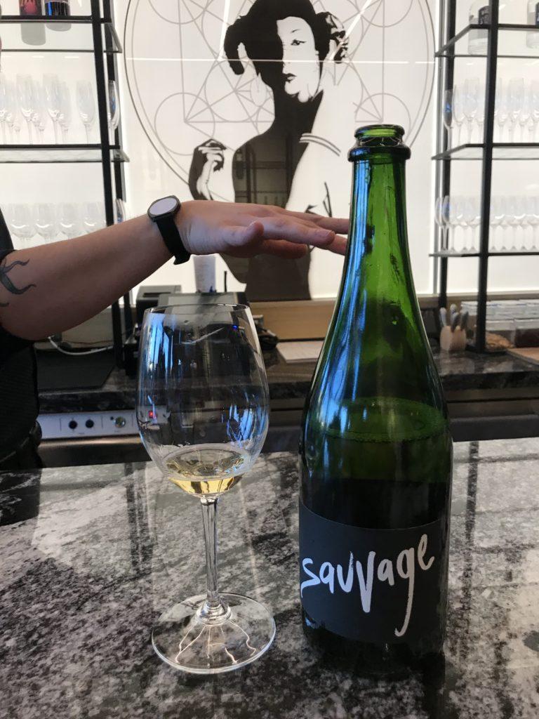 Gruet Sauvage Hotel Chaco's Craf+ed Tasting Room