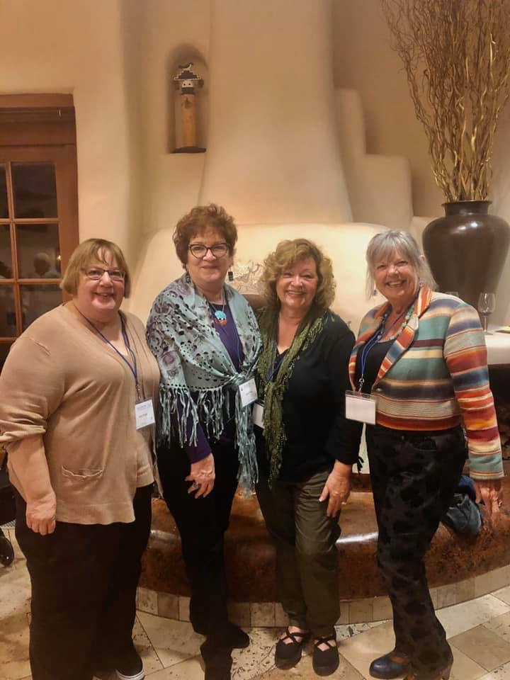 Writer Friends at IFWTWA Conference