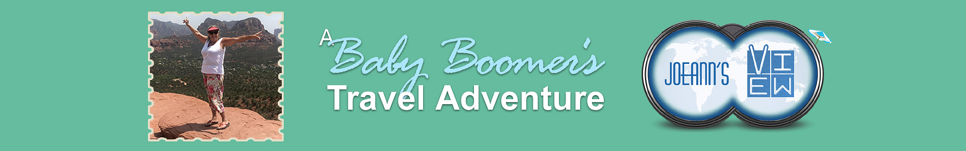 A Baby Boomer's Travel Adventure