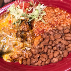 Real New Mexican Food El Patron, Albuquerque