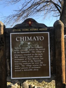 Chimayo, New Mexico