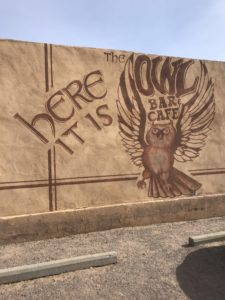 Owl Bar and Cafe San Antonio New Mexico