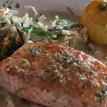 Tucson's Seafood Galería: Charro de Rey