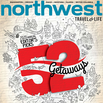 Nowrthwest Travel & Life Magazine - Chico Hot Springs