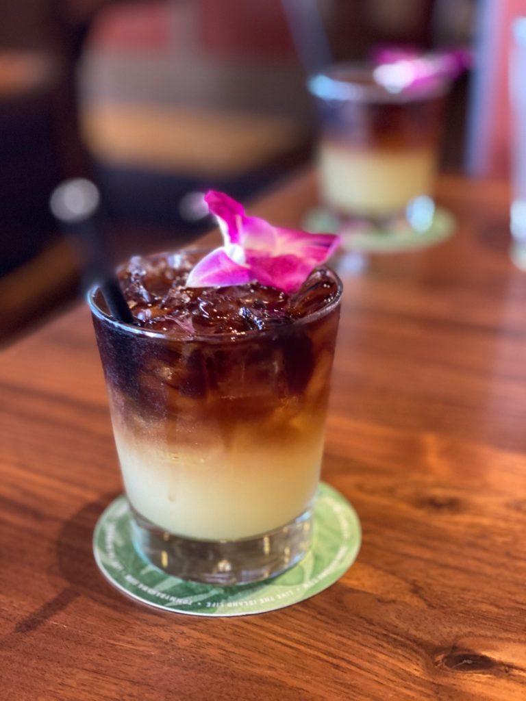 Perfect Mai Tai in Hawaii