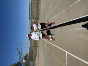 Wilson School Tennis Courts