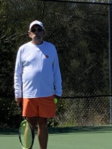 Mauna Kea Tennis Player