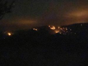 2020 Bighorn Fire Tucson AZ