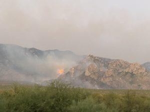 2020-Bighorn Fire-Tucson AZ