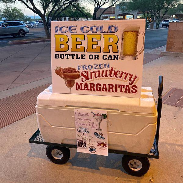 Gaslight Refreshments, Tucson AZ
