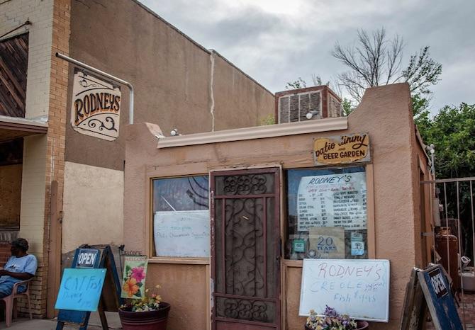 Rodneys BBQ Willcox AZ