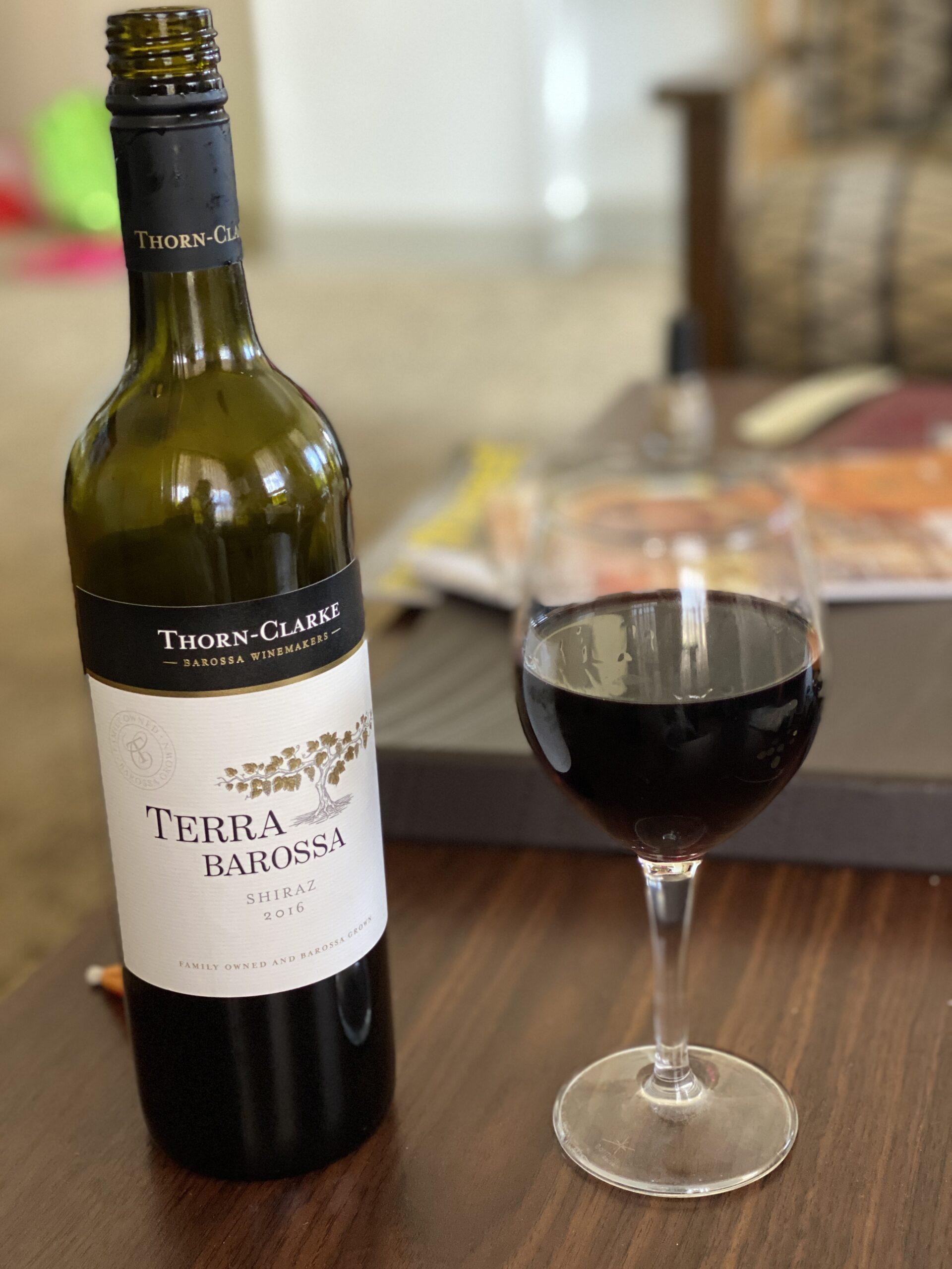 Australian Shiraz Wine