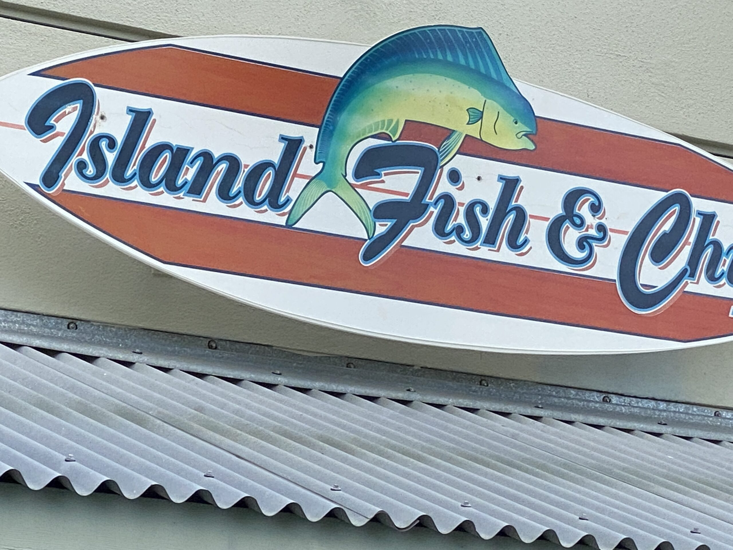 Island Fish and Chips
