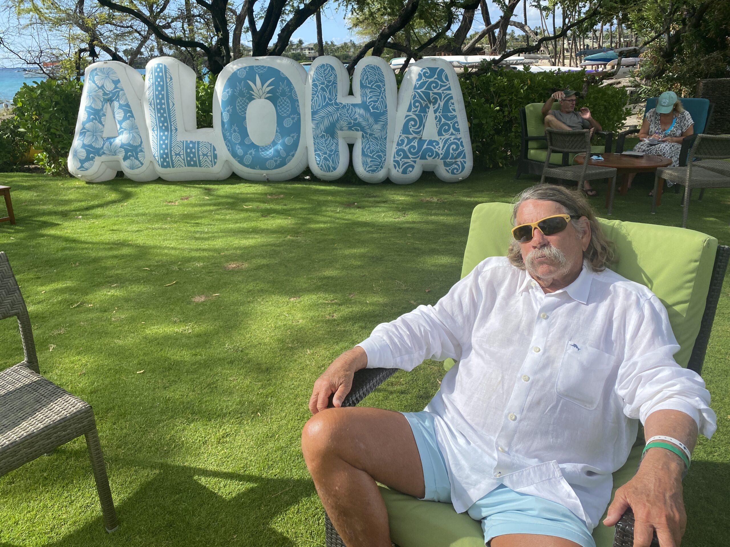 Aloha and Bub