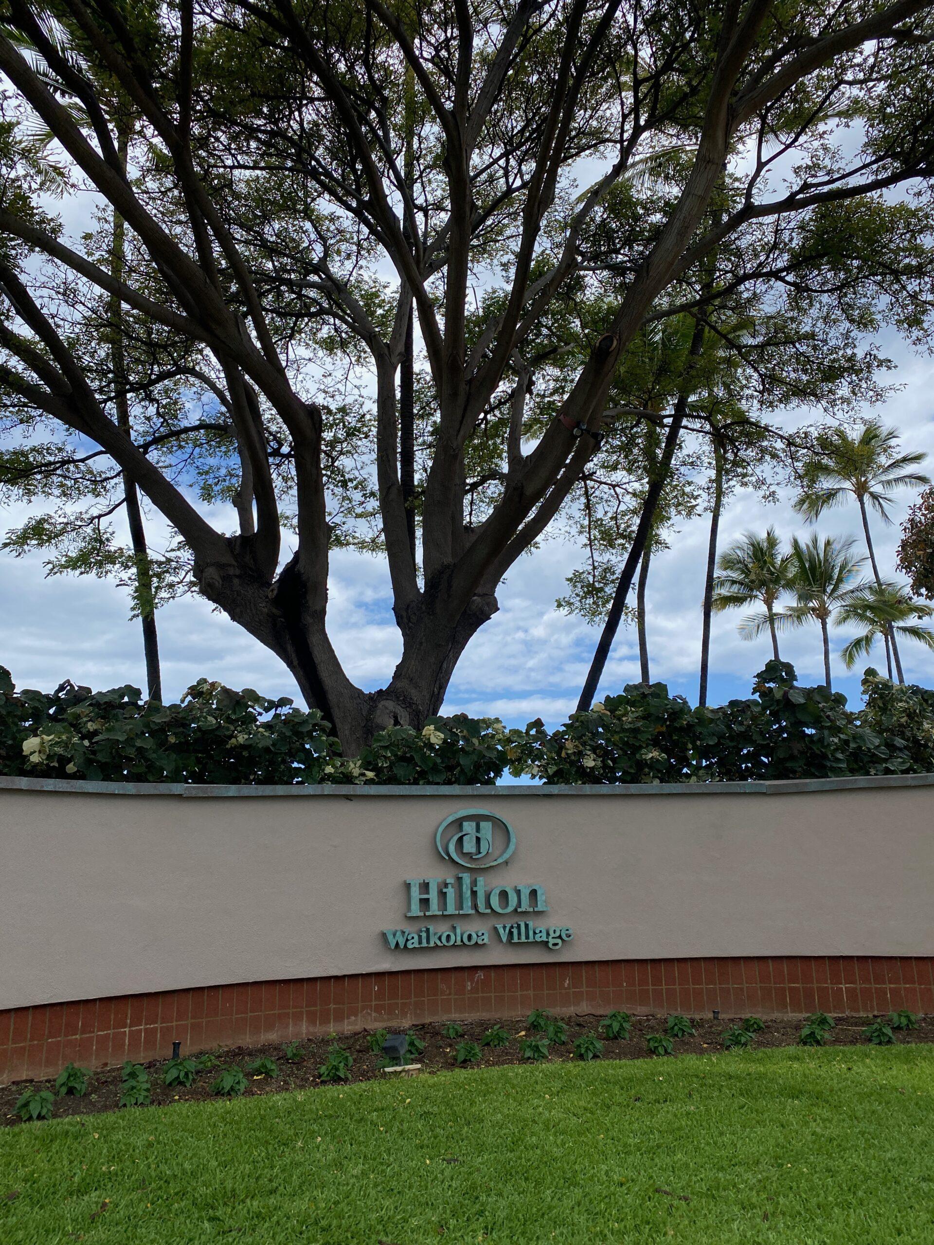 Waikoloa on the Big Island