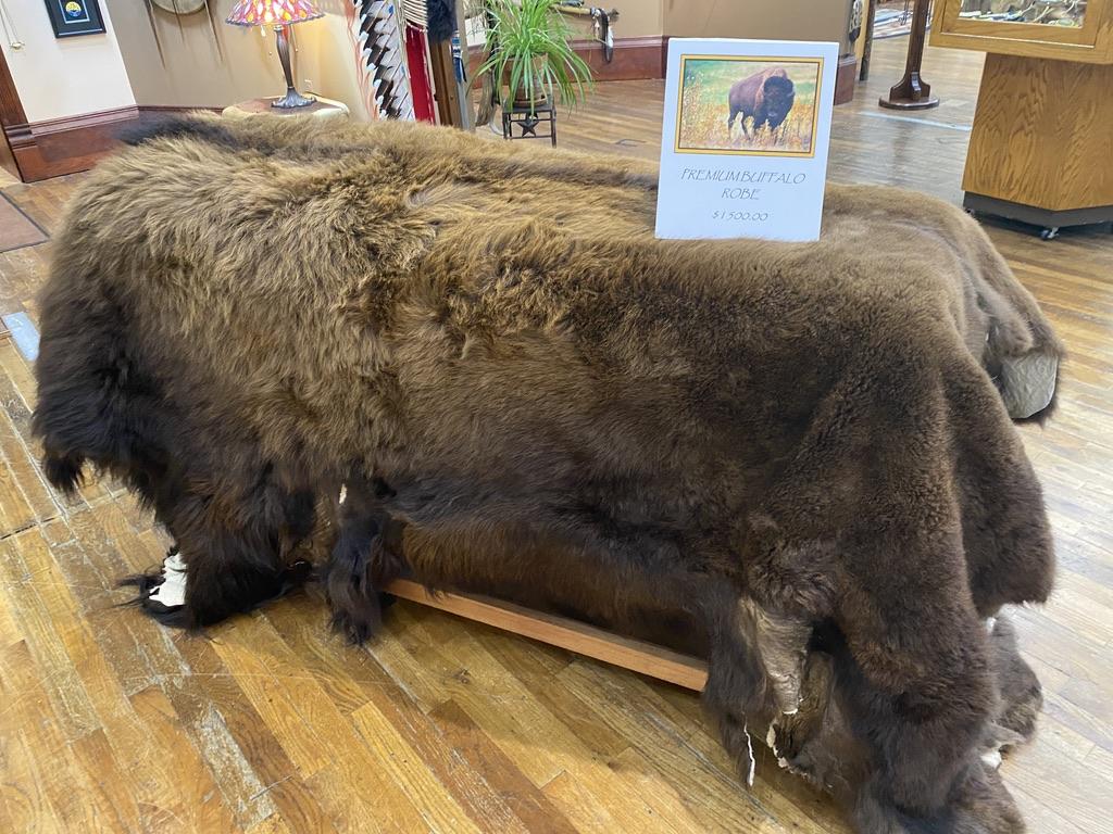 Prairie Edge Buffalo Hide