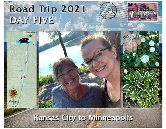 Day five Road Trip